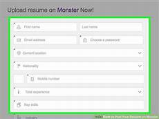 how to your resume monster 15 steps with pictures