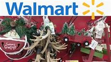 Decorations At Walmart by Walmart 2017 Shop With Me Ornaments