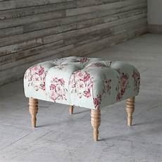 cottage shabby chic furniture shabby chic furniture fifi tufted ottoman more colors