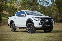 News  Mitsubishi Rolls Out Triton GLS Sports Edition
