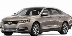 2019 chevy impala size car sedan large car
