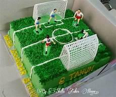 Shilla Cakes House Kek Padang Bola