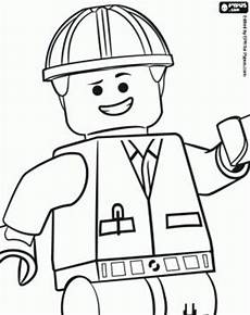the lego movie coloring pages emmet an ordinary person a lego minifigure coloring page kids