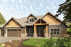 Craftsman House Plan 22157aa The Ashby 2735 Sqft 3 Beds