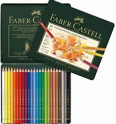 Faber Castell Malvorlagen Pdf Faber Castell 24 Colour Pencils Polychromos Titles