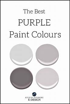 the best purple paint colours benjamin sherwin williams m interiors edesign