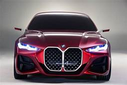 BMW Concept 4 Previews New Series Coupe  Pictures