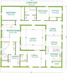 single level house plans with courtyard simple mediterranean house plans central courtyard with