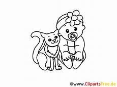 Malvorlagen Katzenbabys Kostenlos Ausmalbilder Baby Katzen Malvor