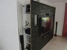 Innenausbau Design Multimedia Tv Wand Trockenbau