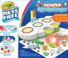 the colors worksheets 12819 crayola color scented light up ster with scented inks ages 3 d inks ages 3