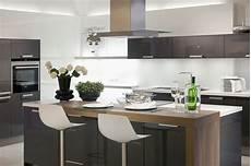 moderne küche mit kochinsel offene wohnk 252 che mit kochinsel