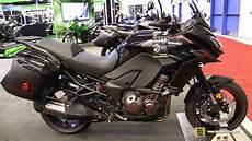 2017 Kawasaki Versys 1000 Lt Walkaround 2017 Montreal