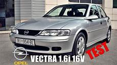 opel vectra b driving interior exterior overview