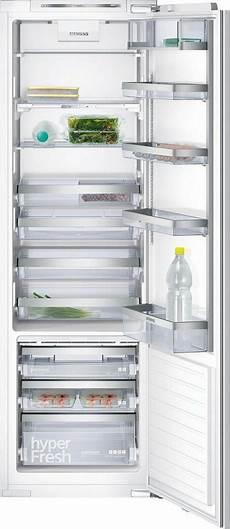 kühlschrank mit gefrierfach siemens siemens einbauk 252 hlschrank ki42fp60 177 2 cm hoch 55 6 cm