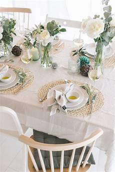 Sommerliche Tischdeko Mit Wei 223 En Pfigstrosen Wedding