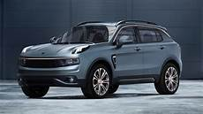 Look At Lynk Co 01 The Most Connected Car In The
