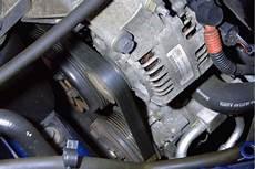 lichtmaschine ford focus ausbauen reparatur
