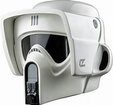 wars scout trooper motorcycle helmet scout trooper helm limited edition by efx wars