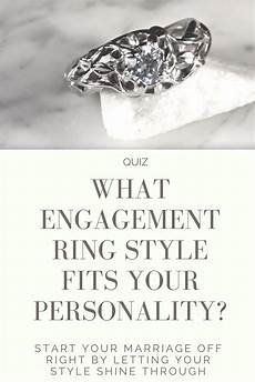 what style of engagement ring fits your personality types of wedding rings engagement ring