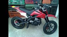 roan racing 27 49cc minicross pocket bike
