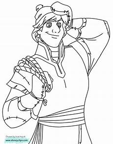 frozen coloring pages 4 disneyclips