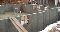 betonkeller und fundamentplatten f 252 r den hausbau fischer