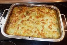 Kartoffel Spinat Auflauf - kartoffel spinat auflauf rezept mit bild