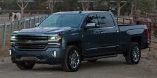 2018 Chevrolet Silverado 1500 Vehicles On Display