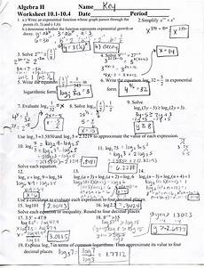 algebra worksheets year 10 with answers 8659 mrscabral algebra 2 worksheet answers