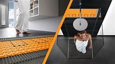 pavimento elettrico come posare il sistema di riscaldamento elettrico a