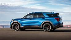 2020 ford explorer st drive review all about the
