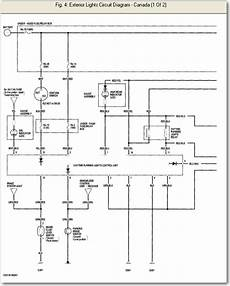 wiring diagram for 2004 honda element how do i activate the daytime running light circuit on my 2004 honda element usa model
