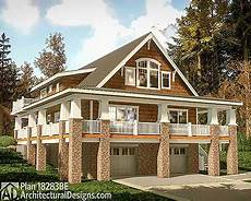 lake house plans with wrap around porch plan 18283be magnificent wrap around porch in 2019