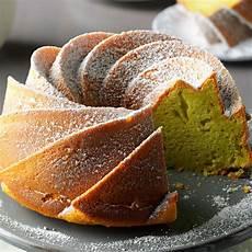easy pistachio bundt cake recipe taste of home