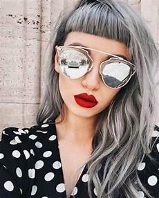 19 silver hair colour ideas to go gray this season