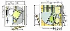 skizze barrierefreies wc