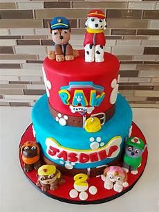 Gratis Malvorlagen Paw Patrol Cake Mutant Turtles Rashmi S Bakery