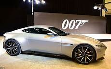 Bond S New Aston Martin Unveiled Built Exclusively