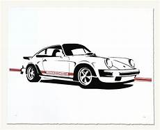 Print Of Porsche 911sc White 20 Quot X 16 Quot 50 00 My Next