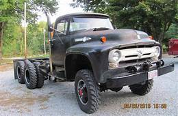 This Ford Classic Is Semi Retired  Truckscom