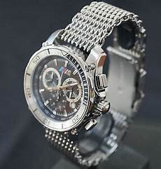 bmw m chronograph s s with a