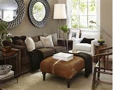 wandgestaltung wohnzimmer farbe wandfarbe braun zimmer streichen ideen in braun freshouse