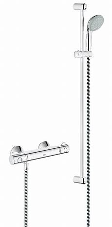 Wc Brause Grohe - grohe grohtherm 800 brause set 34566000 neuebadwelt