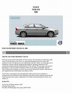 buy car manuals 2008 volvo s80 seat position control 2008 volvo s80 owners manual just give me the damn manual