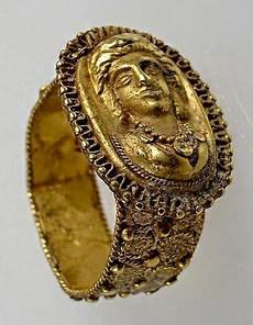 antica moneta persiana i gioielli romani romanoimpero earrings