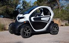 renault twizy electric minicar drive report