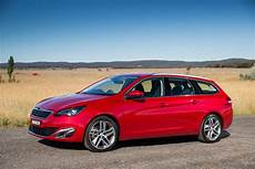 peugeot 308 kombi peugeot 308 wagon is a terrific load lugger