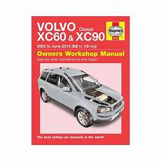 genuine haynes owners workshop manual volvo xc60 xc90