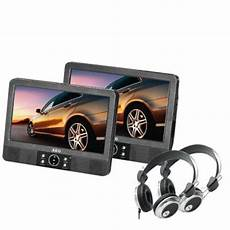 aeg portabler dvd player 4552 car cinema 9 auto dvd